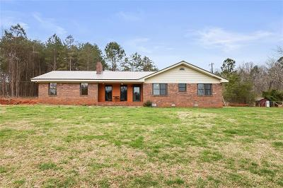 Dawson County Single Family Home For Sale: 3756 Afton Road
