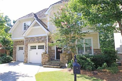 Sandy Springs Single Family Home For Sale: 6320 Cotswold Lane