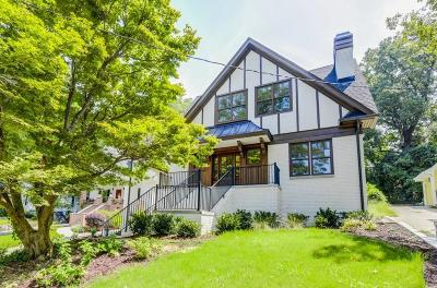 Peachtree Hills Single Family Home For Sale: 2040 Fairhaven Circle NE