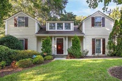 Virginia Highland Single Family Home For Sale: 1320 Briarwood Drive NE