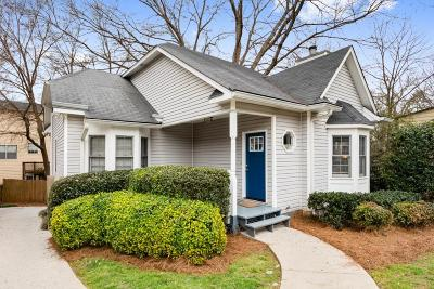 Single Family Home For Sale: 1107 Seaboard Avenue NW
