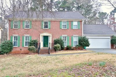 Lilburn Single Family Home For Sale: 271 Cardigan Circle SW