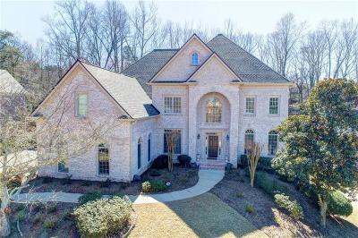 Suwanee Single Family Home For Sale: 10235 Worthington Manor