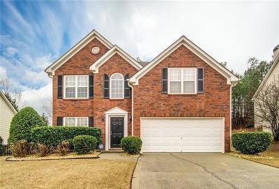 Mableton Single Family Home For Sale: 790 Sylvania Trail SE