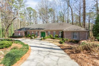 Tucker Single Family Home For Sale: 2655 Lake Road