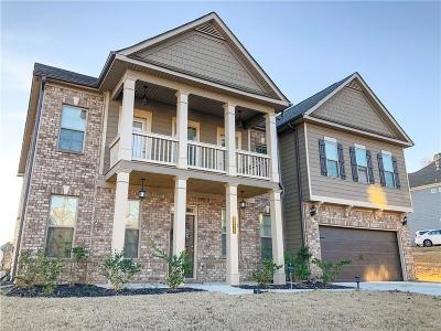 Loganville Single Family Home For Sale: 3735 Spring Place Court