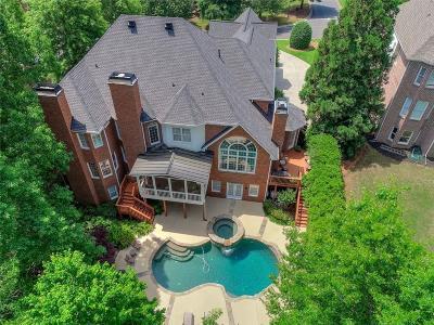 Alpharetta Single Family Home For Sale: 540 Brook Manor Drive