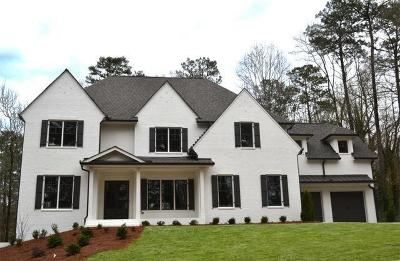Single Family Home For Sale: 3900 Timberwood Terrace