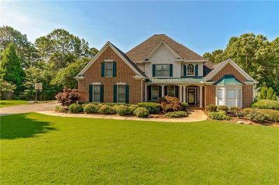 Canton Single Family Home For Sale: 317 Lakebridge Crossing