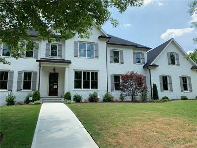 Peachtree Corners, Norcross Single Family Home For Sale: 4381 Loblolly Trail
