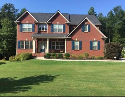 Flowery Branch Single Family Home For Sale: 5942 Mountain Laurel Walk