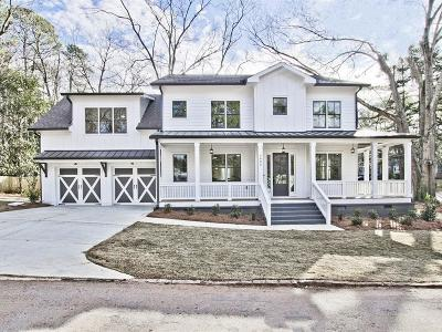 Decatur GA Single Family Home For Sale: $800,000