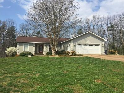 White County Single Family Home For Sale: 329 Savage Trail