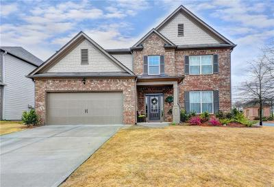 Buford Single Family Home For Sale: 2305 Lake Cove Court