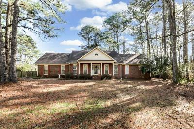 Fayetteville Single Family Home For Sale: 115 Oxford Lane