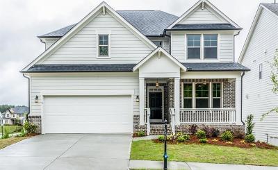 Woodstock Single Family Home For Sale: 617 Eagles Landing