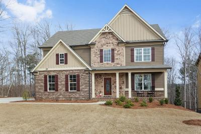Acworth Single Family Home For Sale: 48 Scenic Overlook