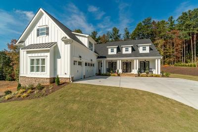 Powder Springs Single Family Home For Sale: 5744 Sunburst Drive