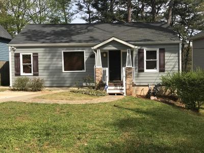 East Atlanta Single Family Home For Sale: 2118 Cavanaugh Avenue SE