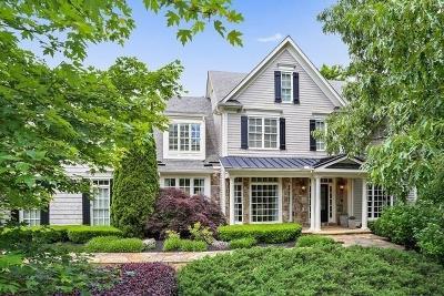 Milton  Single Family Home For Sale: 15660 Canterbury Chase