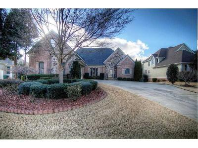 Powder Springs Single Family Home For Sale: 1218 Oakleigh Valley Drive