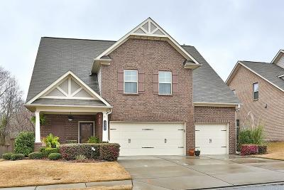Grayson Single Family Home For Sale: 397 Sawyer Meadow Way