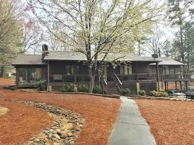Single Family Home For Sale: 1628 Old Fountain Road