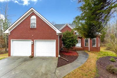 Monroe Single Family Home For Sale: 1090 Hunters Crossing Lane