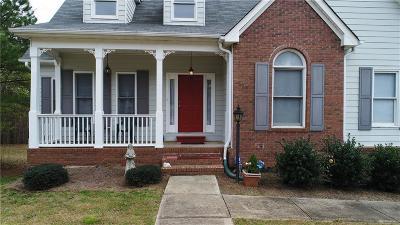 Monroe Single Family Home For Sale: 3005 Lexington Drive