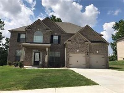Grayson Single Family Home For Sale: 569 Loretta Way