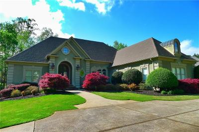 Duluth Single Family Home For Sale: 2593 Thurleston Lane