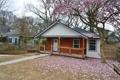Kirkwood Single Family Home For Sale: 254 E Side Avenue SE