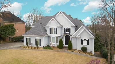 Alpharetta Single Family Home For Sale: 360 Mistwater Trace