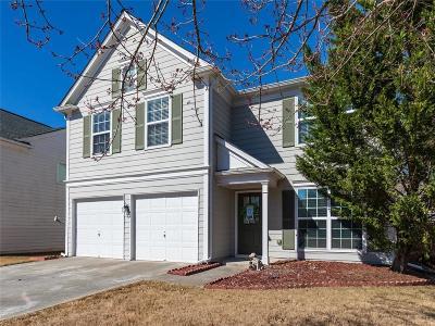 Suwanee Single Family Home For Sale: 8975 Ruel Lane