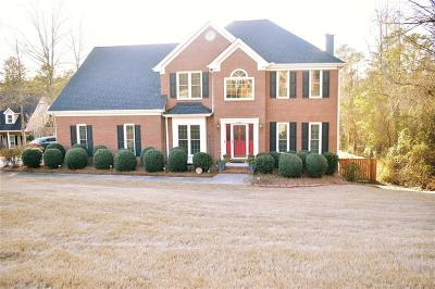 Snellville Single Family Home For Sale: 4387 Riverlake Way