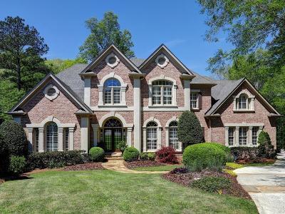 Sandy Springs Single Family Home For Sale: 465 Verdi Lane
