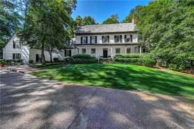 Single Family Home For Sale: 4550 Polo Lane SE