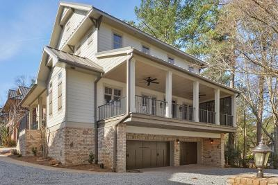 Roswell Single Family Home For Sale: 135 Weatherford Place