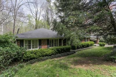 Sandy Springs Single Family Home For Sale: 400 Highbrook Drive
