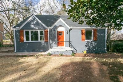 Decatur Single Family Home For Sale: 2048 McAfee Road