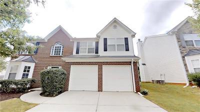 Suwanee Single Family Home For Sale: 3864 Tristan Way