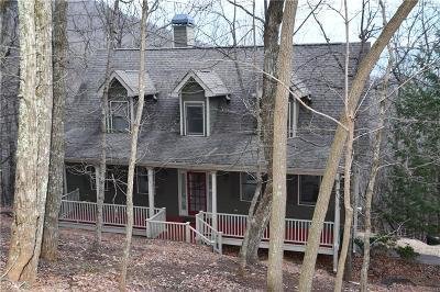 Jasper Single Family Home For Sale: 432 Huckleberry Trail