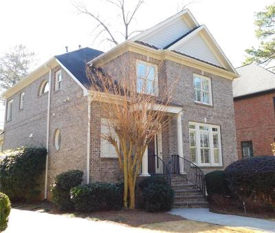 Brookhaven Single Family Home For Sale: 1017 Pine Grove Avenue NE