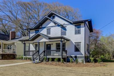East Atlanta Single Family Home For Sale: 445 Blake Avenue SE