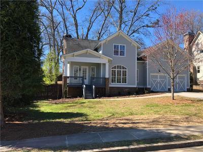 Norcross Single Family Home For Sale: 230 Hunt Street