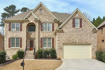 Johns Creek Single Family Home For Sale: 10980 Abbotts Station Drive