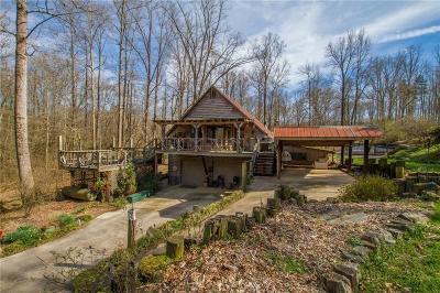 Dawsonville Single Family Home For Sale: 151 Concord Drive