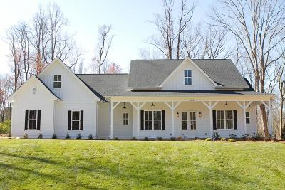 Woodstock Single Family Home For Sale: 815 Arnold Mill Road