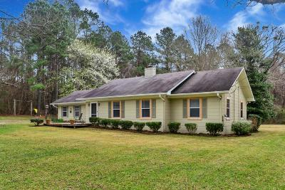 Fayetteville Single Family Home For Sale: 120 County Line Road