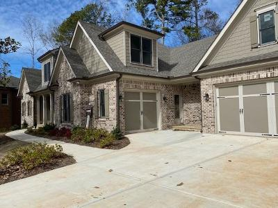 Marietta Single Family Home For Sale: 1811 Blue Granite Court